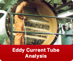 Eddy Current Tube Analysis