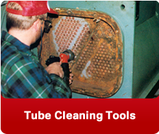 Tube Cleaning Tools
